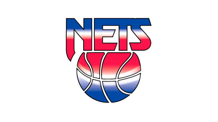 New Jersey Nets Logo 1990-1997
