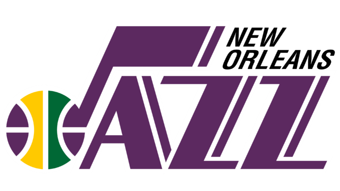 New Orleans Jazz Logo 1975-1979