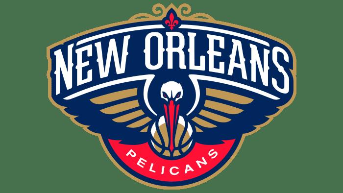 New Orleans Pelicans Logo 2014-Present