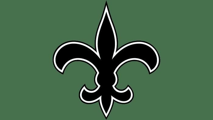 New Orleans Saints Logo 1967-1999
