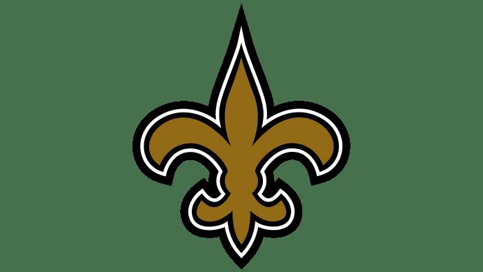 New Orleans Saints Logo 2000-2001