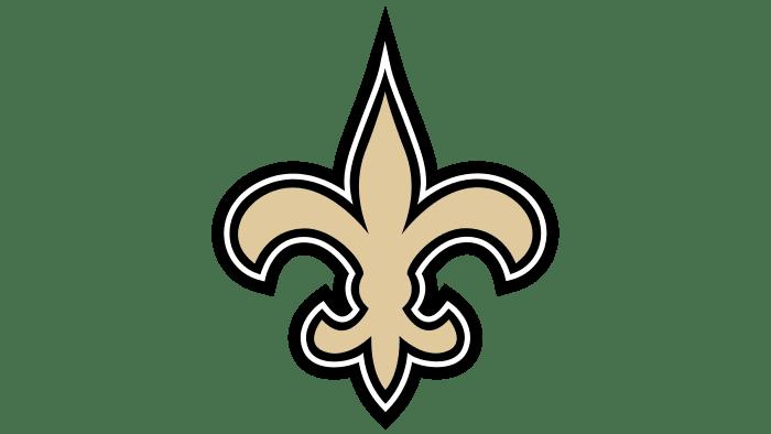New Orleans Saints Logo 2012-2016