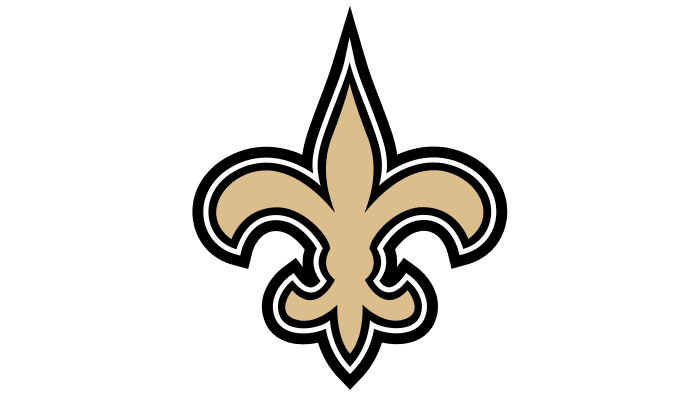 New Orleans Saints Logo 2017-Present