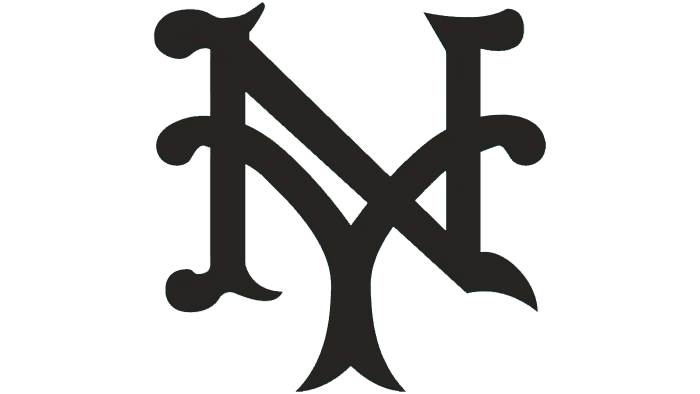 New York Giants Logo 1911-1912