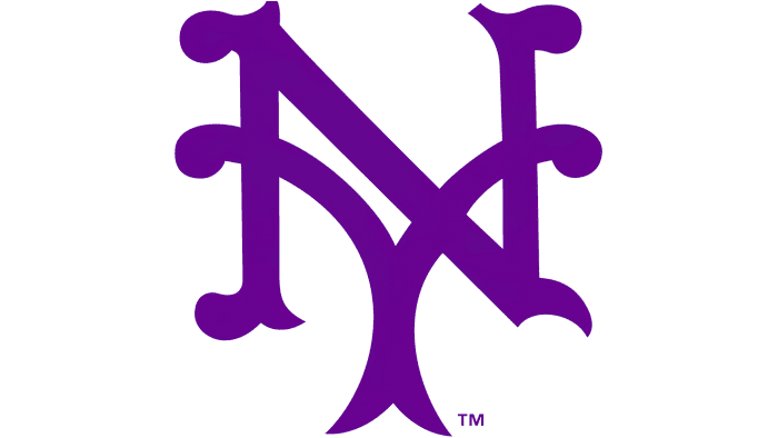 New York Giants Logo 1913-1914