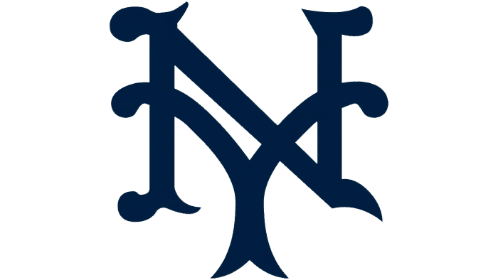 New York Giants Logo 1918-1922