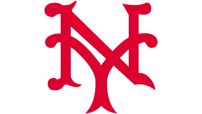 New York Giants Logo 1924-1927