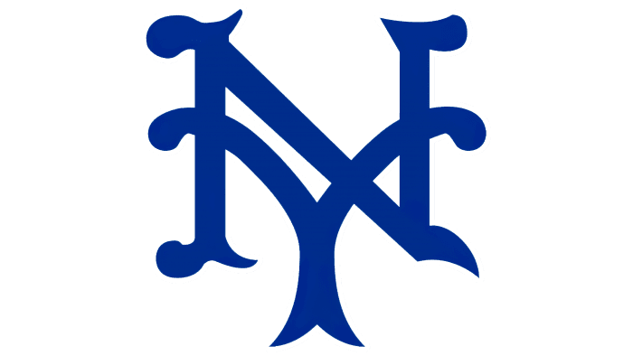 New York Giants Logo 1936-1939