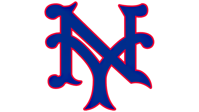New York Giants Logo 1940-1946