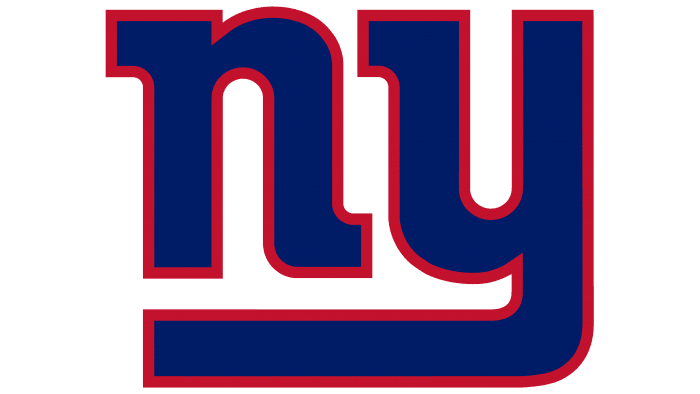New York Giants Logo 2000-Present