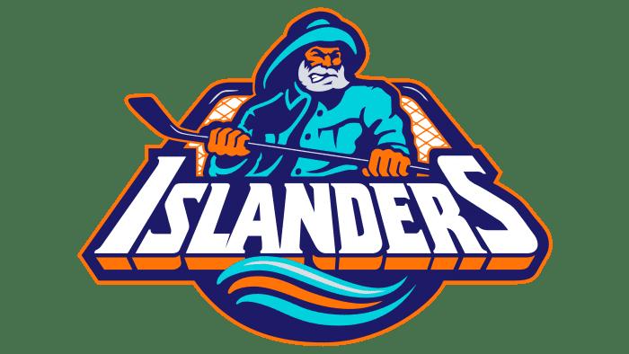 New York Islanders Logo 1995-1997