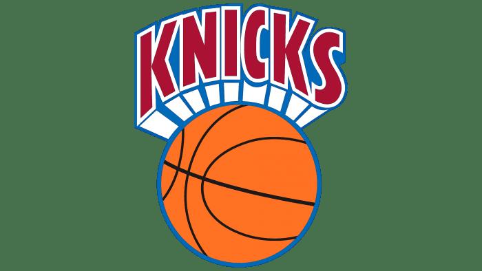 New York Knicks Logo 1980-1983
