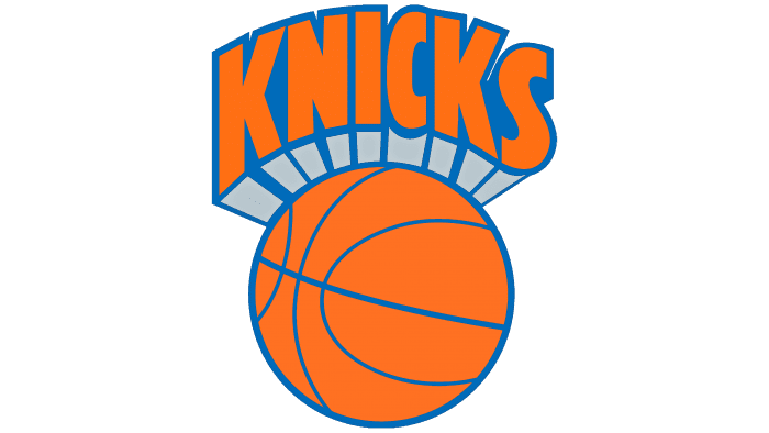 New York Knicks Logo 1990-1992