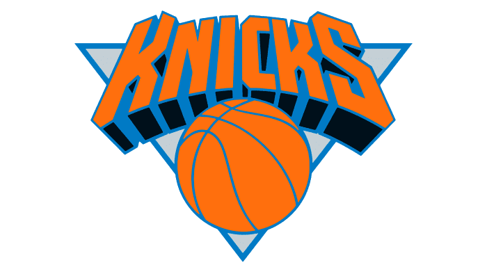 New York Knicks Logo 1993-1995