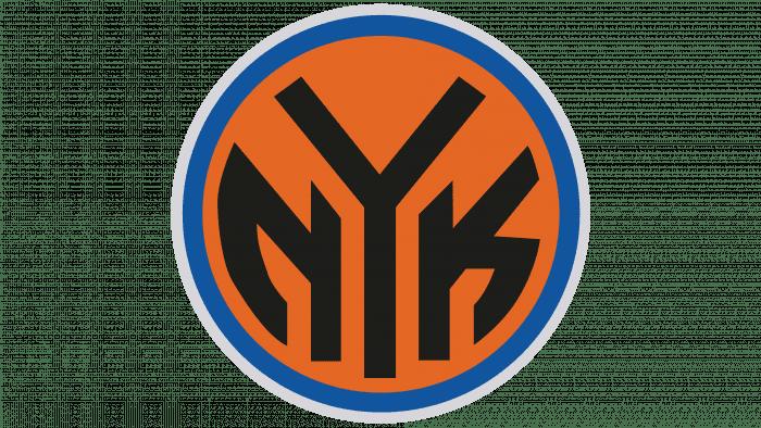 New York Knicks subway logo