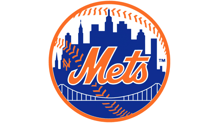 New York Mets Logo 1962-1992