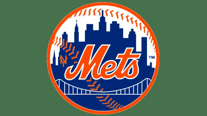 New York Mets Logo1993-1998