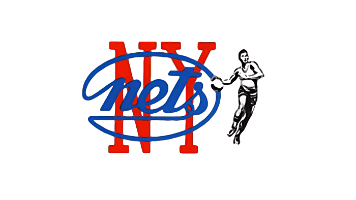 New York Nets Logo 1968-1972