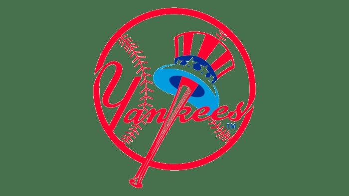 New York Yankees Logo 1947-1967
