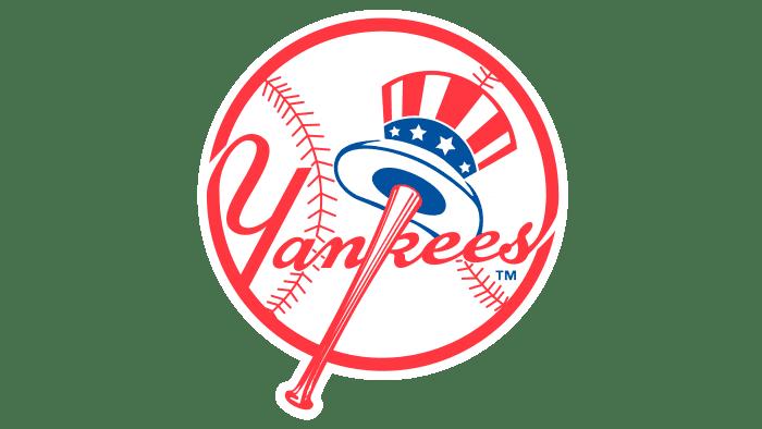 New York Yankees Logo 1968-Present