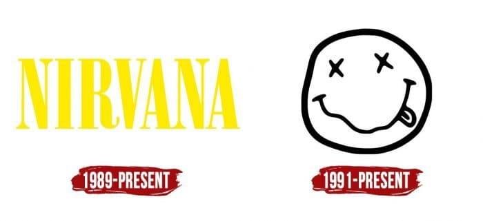 Nirvana Logo History