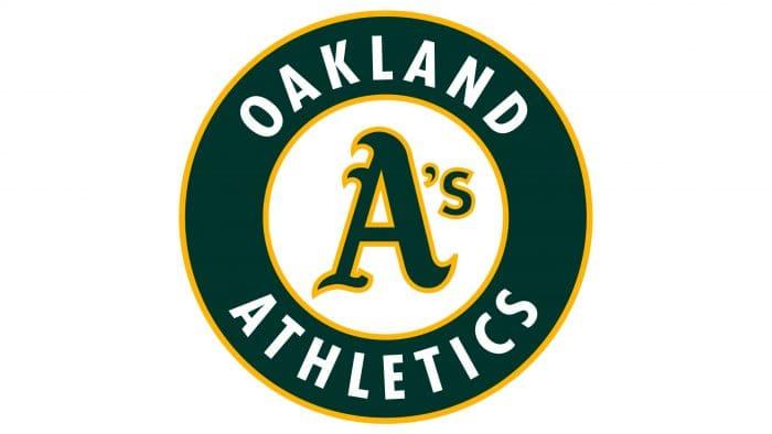 Oakland Athletics Logo 1993-Present