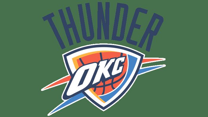 Oklahoma City Thunder Logo 2009-Present