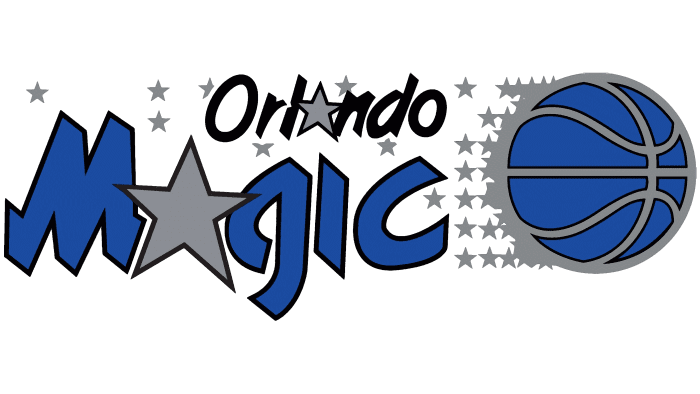Orlando Magic Logo 1989-2000