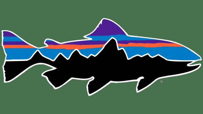 Patagonia Fish Logo