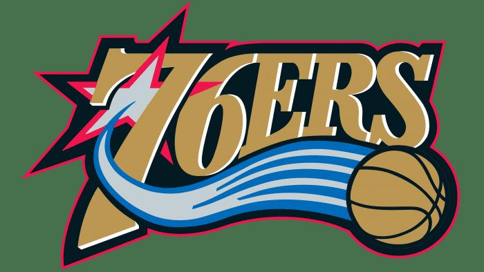 Philadelphia 76ers Logo 1998-2009