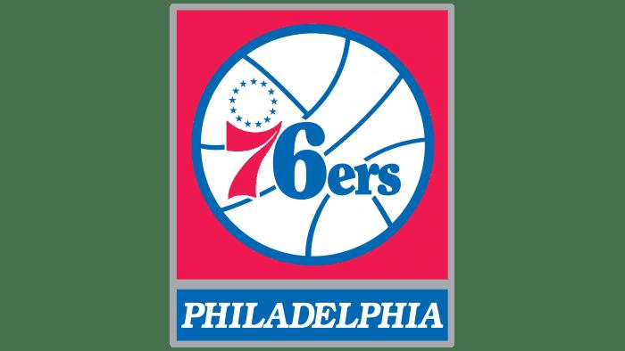 Philadelphia 76ers Logo 2010-2014