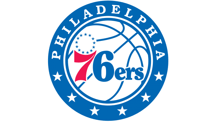 Philadelphia 76ers Logo 2015-present