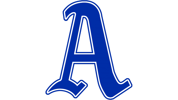 Philadelphia Athletics Logo 1928-1929