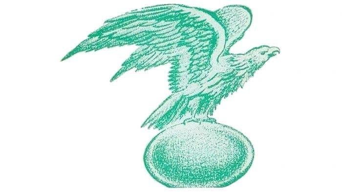 Philadelphia Eagles Logo 1936-1942