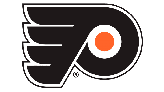 Philadelphia Flyers Logo 1967-1999