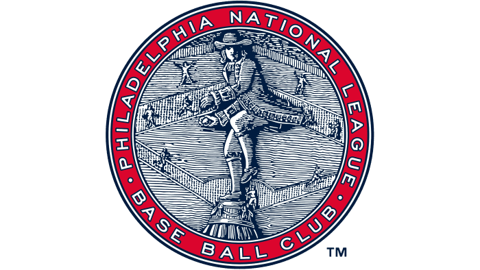 Philadelphia Phillies Logo 1915-1937