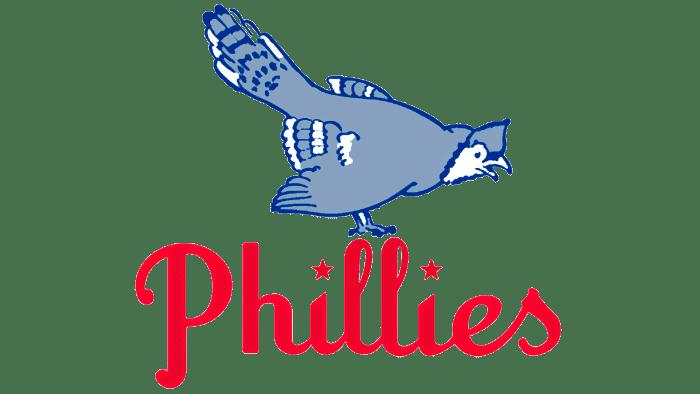 Philadelphia Phillies Logo 1944-1945