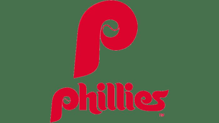 Philadelphia Phillies Logo 1970-1975