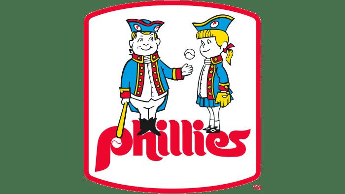 Philadelphia Phillies Logo 1976-1980