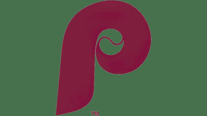 Philadelphia Phillies Logo 1982-1991