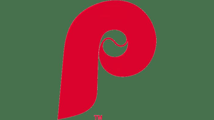 Philadelphia Phillies logo 1981