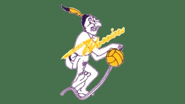Philadelphia Warriors Logo 1947-1951