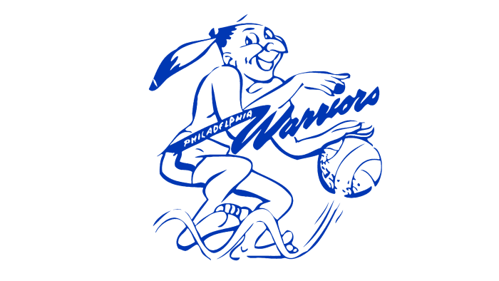 Philadelphia Warriors Logo 1952-1962