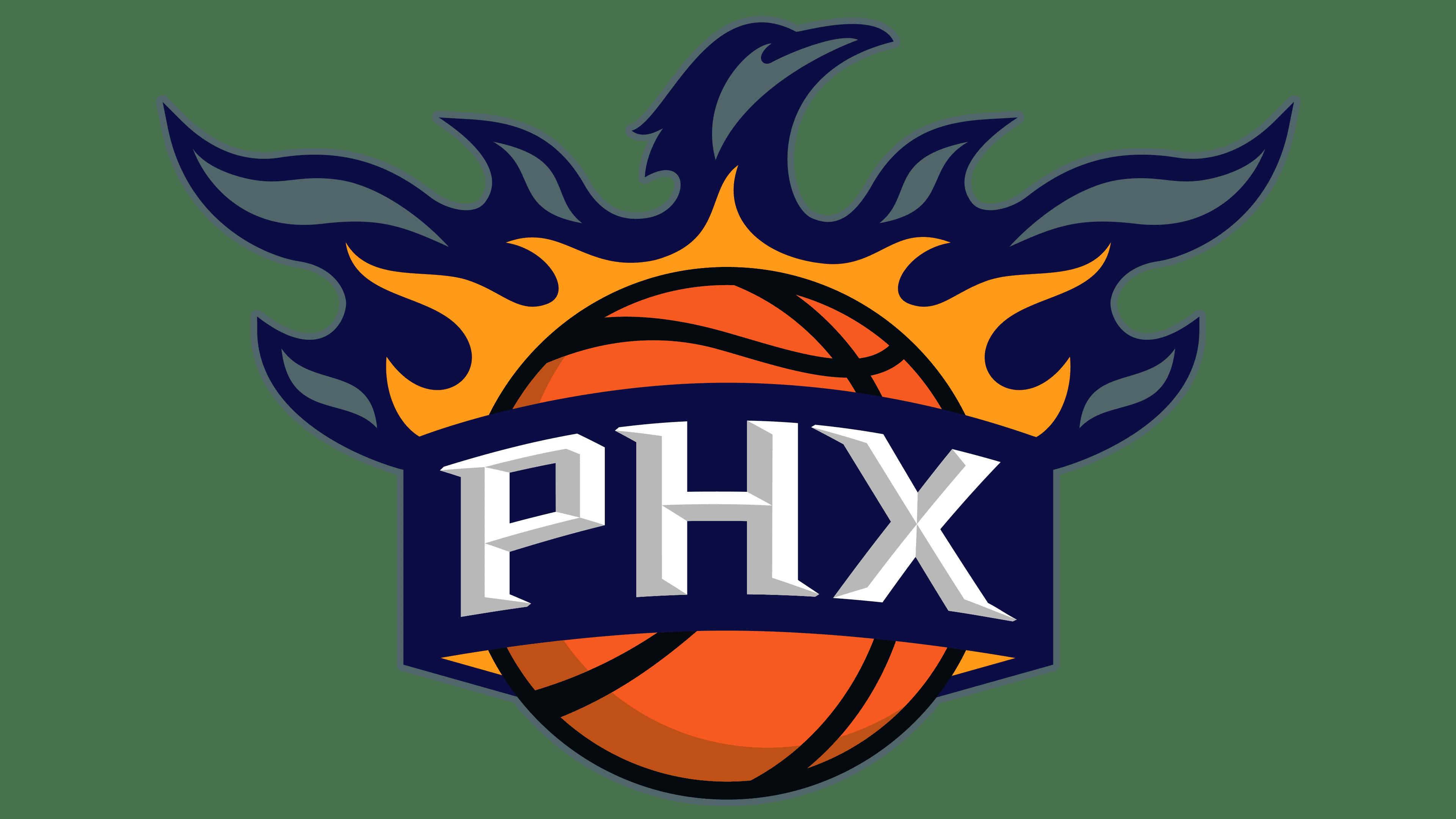 Phoenix Suns Logo   Symbol, History, PNG (3840*2160)