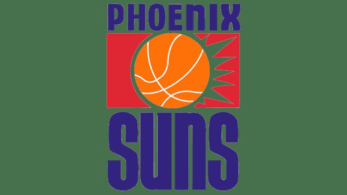 Phoenix Suns Logo 1968-1992