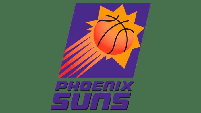 Phoenix Suns Logo 1993-2000