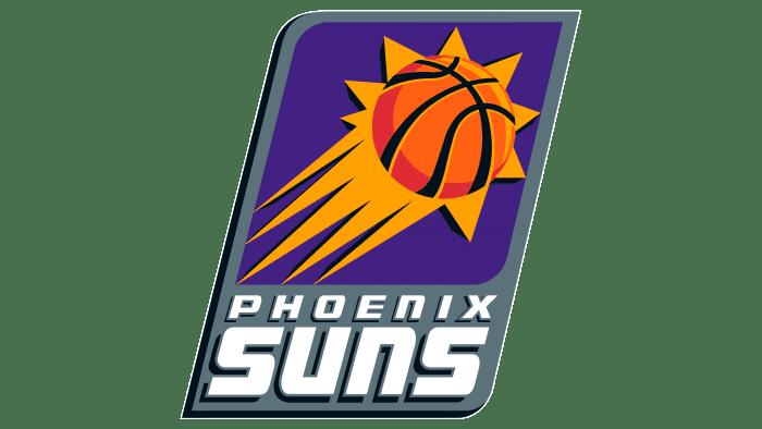 Phoenix Suns Logo 2001-2013