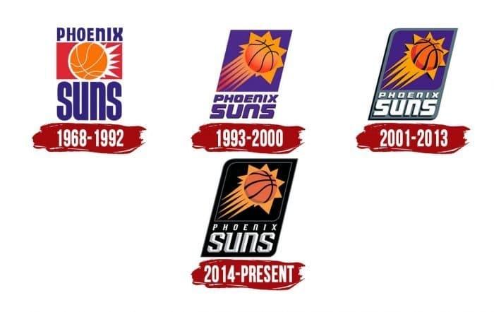 Phoenix Suns Logo History