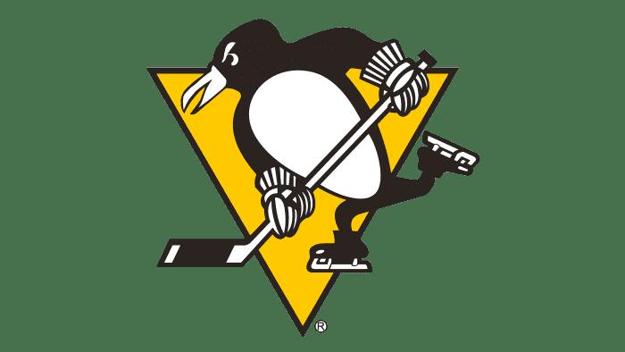 Pittsburgh Penguins Logo 1972-1992