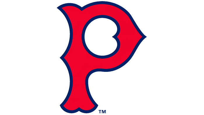 Pittsburgh Pirates Logo 1923-1933